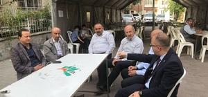Aday adayı Unat'tan Kudüs açıklaması