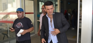 Kozan'da belediye meclis üyesine saldırı