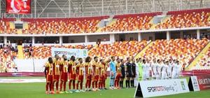Spor Toto Süper Lig: E. Yeni Malatyaspor: 2 - Kayserispor: 0 (İlk yarı)