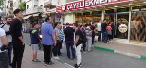 """Ramazanda mahalleyi buluşturan tatlı telaş: """"Ramazan pidesi"""""""