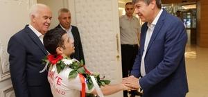 Uzun, Türel'e dünya şampiyonluğu sözü verdi