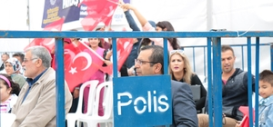Kırşehir'de 19 Mayıs kutlamaları Gençlik Yürüyüşü ile başladı