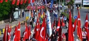 19 Mayıs Balıkesir'de çeşitli etkinliklerle kutlandı Balıkesir'de 19 Mayıs coşkusu