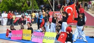 """Bilecik'te 19 Mayıs coşkusu Bilecik Gençlik Hizmetleri ve Spor İl Müdürü Aslan Yıldız: """"Ya istiklal ya ölüm parolasıyla bir milletin şerefli direnişini başlatmışlardır"""""""
