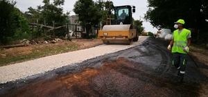 Çanakkale İl Özel İdaresi asfalt sezonunu açtı
