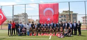 Develide 19 Mayıs Atatürk'ü Anma, Gençlik Ve Spor Bayramı kutlamaları