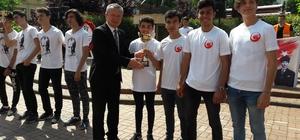Gençlik ve Spor Bayramı Çaycuma'da coşkuyla kutlandı