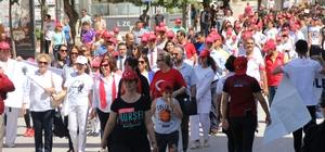 Hatay'da 19 Mayıs kutlamaları 19 Mayıs Atatürk'ü Anma, Gençlik ve Spor Bayramı, sportif etkinliklerle kutlandı