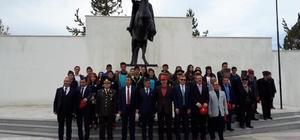 Sarıkamış'ta 19 Mayıs Atatürk'ü Anma Gençlik ve Spor Bayramı kutlandı