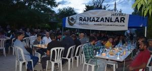 Akçadağ'da İftar Çadırı ramazan boyu hizmet verecek