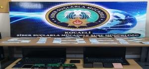 Kocaeli merkezli yasa dışı sanal bahis operasyonu