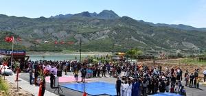 """Tunceli'de, """"19 Mayıs Atatürk'ü Anma, Gençlik ve Spor Bayramı"""""""