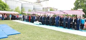Kırklareli'nde 19 Mayıs coşkuyla kutlandı