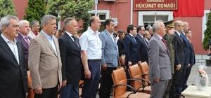19 Mayıs Atatürk'ü Anma Gençlik ve Spor Bayramı Hayrabolu'da kutlandı