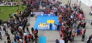Erzurum'da 19 Mayıs coşkusu
