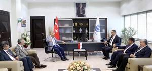 Başkan Çelik'ten KAYSO'ya iade-i ziyaret