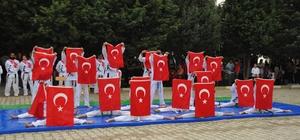 Akşehir'de 19 Mayıs kutlandı