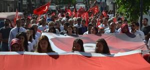 Saruhanlı'da 19 Mayıs coşkuyla kutlandı