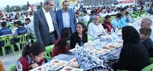 Demirkol Ramazan Sofralarında vatandaşlarla bir araya geliyor