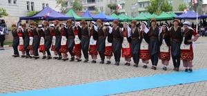 Bingöl'de 19 Mayıs Coşkuyla Kutlandı