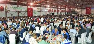 """Kayseri Pancar Kooperatifi Yönetim Kurulu Başkanı Hüseyin Akay: Kayseri Şeker Fabrikası tarihinde ilk defa 1 milyar 277 milyon ciroya ulaştı"""" Kayseri Şeker çalışanları iftar programında bir araya geldi"""