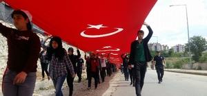 Bitlis ve ilçelerinde 19 Mayıs kutlamaları