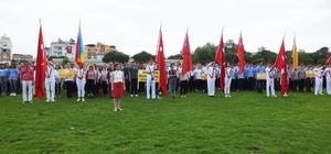 Burhaniye'de 19 Mayıs kutlandı