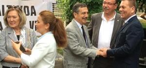 """Kırım Derneği Başkanı Olcay: """"Kırım'la ilgili çalışması olmayan siyasiler kapımızı çalmasın"""" 18 Mayıs 1944 Kırım sürgününün 74'üncü yılı nedeniyle anma töreni düzenlendi"""