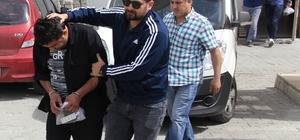 Samsun'da 9 bin 842 adet uyuşturucu hapla yakalanan 2 kişi tutuklandı