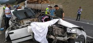 Kahramanmaraş'ta trafik kazası: 3 ölü, 2 yaralı