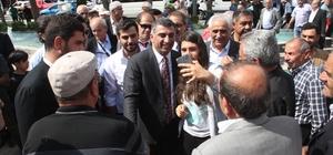 """CHP'li Erol, seçim çalışmalarına başladı Milletvekili Erol;""""Elazığ'ın 40 yıllık siyasi tablosunu değiştireceğiz"""""""