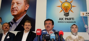 """ABD'nin ilave gümrük vergisi uygulamasına Türkiye'den karşılık geldi Ekonomi Bakanı Nihat Zeybekci: """"ABD'nin bu konudaki tutumuna Türkiye olarak sessiz kalamazdık"""" """"Türkiye'nin, ABD'ye ödeyeceği ilave gümrük vergisi tutarı ne kadarsa o kadar gümrük vergisini de onlardan yaptığımız ithalatta tahsil etmek üzere hakkımız olan süreci başlattık"""""""