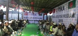 TİKA'dan Rohingya Müslümanlarına ramazanda gıda yardımı