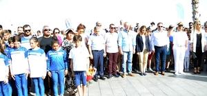 Türkiye Yelken Federasyonu Türkiye şampiyonasının ilk ayağı sona erdi Optimist - Lazer Türkiye Şampiyonasında ödül alan sporcular ödüllendirildi