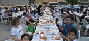 Beyazay Derneği Kozan Şubesi'nden iftar programı