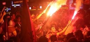 Galatasaray'ın şampiyonluğu Gaziantep'te coşkuyla kutlandı