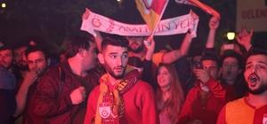 Galatasaray'ın şampiyonluğu Tokat'ta coşkuyla kutlandı