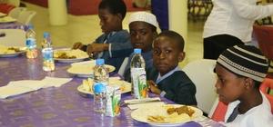 TİKA'dan Komorlar'da ramazan boyunca iftar