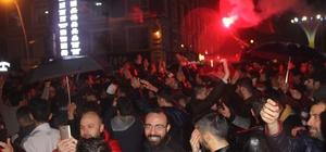 Erzurum'da Süper Lig coşkusu BB Erzurumspor 17 yıl aradan sonra yeniden Süper Lig'de