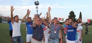 Gençlik kupası Mesudiyespor'un oldu