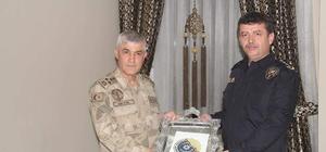 Jandarma Genel Komutanı Orgeneral Arif Çetin, Bitlis'te