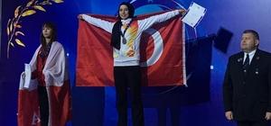 Hayriye Türksoy Avrupa Şampiyonu oldu