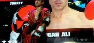 Ali Doğan Meksika'da Dünya Şampiyonu Oldu