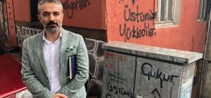 """Erzurum'da 'Çukur' mahalleler Erzurum'da duvarlara yansıyan 'Çukur' hayranlığı Atatürk Üniversitesi Sosyoloji Bölümü Öğretim Görevlisi Prof. Dr. Mevlüt Özben: """"Çukur kendi yasaları olan kuralları olan bir yer bu boyutu eleştiriye tabi tutulabilir ama seyirciyle kurmuş olduğu ilişki olağanüstü"""" """"Bizim daha dikkatli olmamız gereken yerler şunlar aslında bizim gençlerimiz bu diziyi nasıl örnek görüyor?"""""""