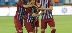 Jeoa Pereira 8 yıl aradan sonra golle tanıştı Portekizli oyuncu 2 bin 811 gün sonra Trabzonspor formasıyla golle tanıştı
