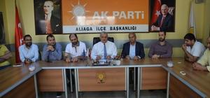 AK Parti'li başkandan slayt krizi sonrası açıklama