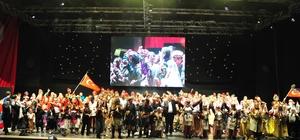 Balçova'da muhteşem 19 Mayıs coşkusu