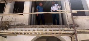 Kilis'te tarihi evler restore ediliyor