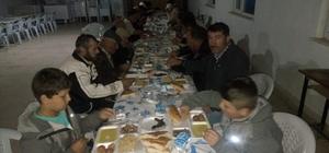 Odunpazarı'nda iftarlar hem merkezde hem köylerde