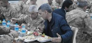 Jandarma Genel Komutanı Çetin'den Tatvan ziyareti
